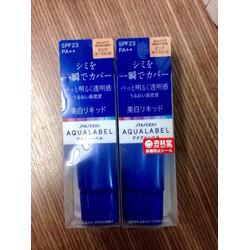 Kem nền Shiseido SPF 23 PA cho da dầu Nhật Bản