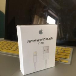 Cáp sạc iPhone 6S - chính hãng