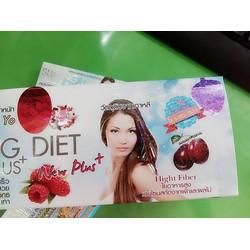 Viên giảm cân Sliming Diet Double Plus Thailand