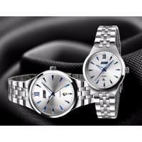 Đồng hồ cặp Skmei, cảm nhận tuyệt vời cho lứa đôi