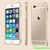 Viền gold iPhone 6
