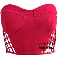 Áo cúp ngực lướ hồng cho chàng thêm yêu-159