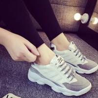 Giày thể thao nữ snearkers phong cách Hàn Quốc TT002T -F3979.com