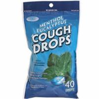 Kẹo ngậm trị ho Cough Drops Hương Vị Bạc Hà