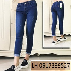 Quần Jean Nữ thời trang mới L121654
