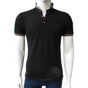 Áo thun nam body AX màu đen