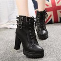 Giày boot da cao cấp B012 - F3979.com