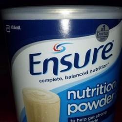 Sữa bột Ensure ® Powder 397g -14oz- Abbott Hoa Kỳ
