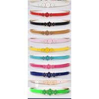 thắt lưng dây nịt thời trang thiết kế mới phong cách Hàn