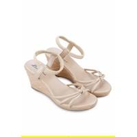 Hàng loại 1: Giày sandal đế xuồng trơn VNXK