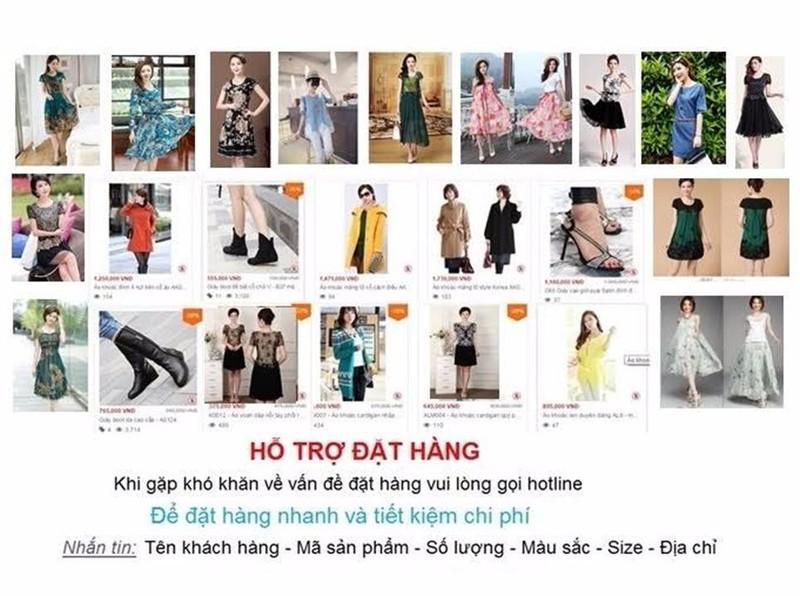 DM106 - HÀNG NHẬP ĐÀI LOAN - Đầm Polyester thêu chim phụng - M~3XL 1