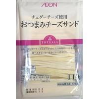 Phô mai sợi Aeon Nhật Bản 110g