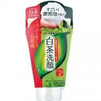 Sữa rửa mặt trà xanh Rohto Shirochasou Nhật Bản 120gr