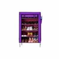 Tủ vải đựng giày dép 5 tầng USA Store KS2015