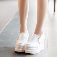 Giày teen đế bánh mì BM011T