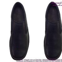 Giày da thật cao cấp công sở dạng xỏ cực bền sang trọng GDNHK132
