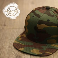 Nón Snapback The Classics - Gracie Shop