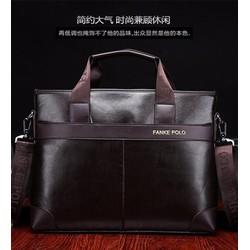 Túi xách nam hàng hiệu Polo – C14