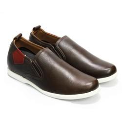 Giày da lười, thiết kế ôm gọn trẻ trung, năng động