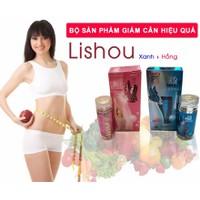 Thuốc giảm cân Lishou - Giảm cân nhanh chóng 4kg trong 2 tuần
