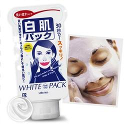 Mặt nạ trắng da cam thảo Utena White Pack 140g