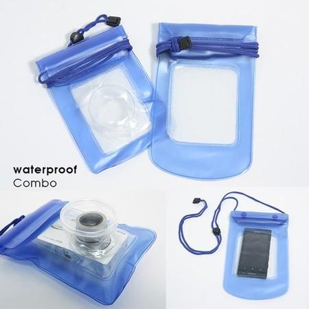 Túi chống nước điện thoại - Máy chụp hình 5