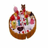 Đồ chơi gỗ Bánh sinh nhật búp bê