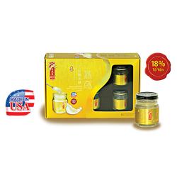 Yến Mỹ Golden Nest - Tổ Yến Chưng Đường Phèn Hữu Cơ - 6 x 75ml
