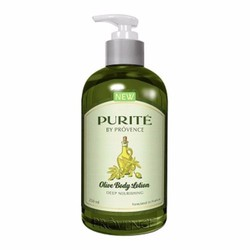 Lotion nuôi dưỡng mượt da Olive Body Lotion 250ml - Purite by Provence
