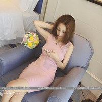 Đầm ôm MISS LADY