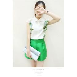 Set áo sơ mi cùng quần short Mã SP: HM466
