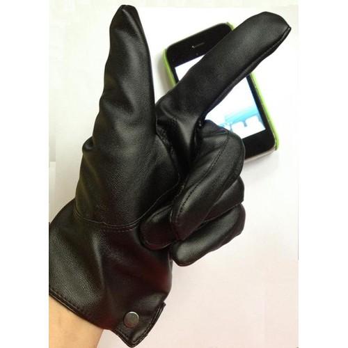 Sỉ lẻ Găng tay cảm ứng da lót lông ấm áp tiện dụng  chống nước nhẹ - 3854099 , 2193320 , 15_2193320 , 140000 , Si-le-Gang-tay-cam-ung-da-lot-long-am-ap-tien-dung-chong-nuoc-nhe-15_2193320 , sendo.vn , Sỉ lẻ Găng tay cảm ứng da lót lông ấm áp tiện dụng  chống nước nhẹ