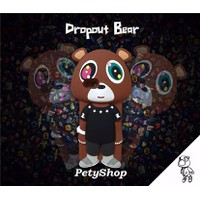 Ốp Gấu Dropout iPhone 5 5S