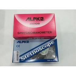 Huyết áp và ống nghe cơ ALPK2