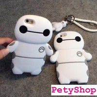 Ốp Baymax VS2 iPhone 5 5S