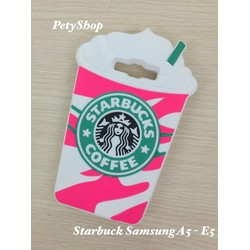 Ốp Starbuck iPhone 6 Plus Note 4 Grand Prime A5 A7 E5 E7