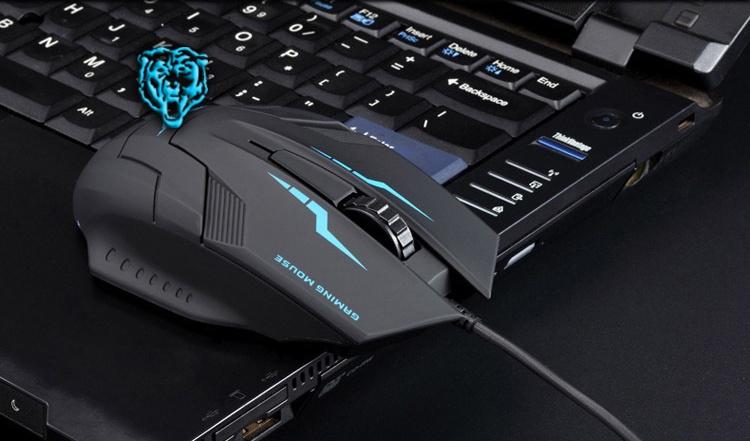 Chuột máy tính Tiger X5 6