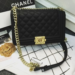 Túi chanel boy super fake