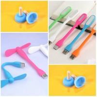Combo Đèn USB Quạt USB Mini Và Đế Đỡ Điện Thoại Cây Thông Cống