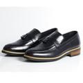 Giày lười công sở GL43 da bóng