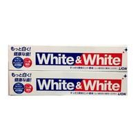 Kem đánh răng White and White Lion của Nhật