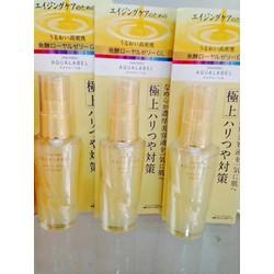 Serum trắng da chống lão hóa Shiseido Aqualabel Nhật Bản