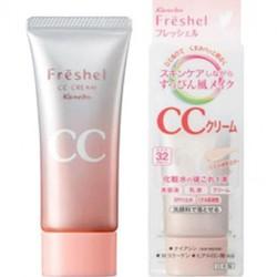 Kem nền CC Kanebo Freshel CC cream SPF 32 PA++