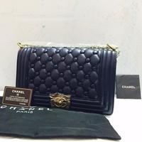 Túi Chanel Boy Bag  size 30 hàng Fake loại 1 cao cấp