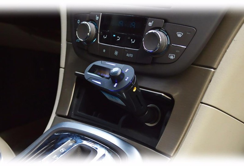 Máy nghe nhạc dành cho ô tô Digital Mp3 Player 7