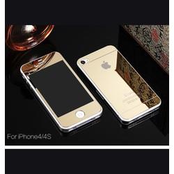 Bộ phụ kiện vàng iPhone 4, 4S