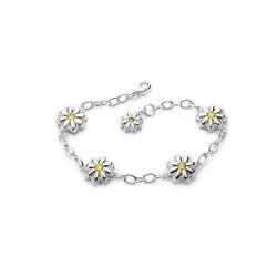 Lắc hoa mai trắng