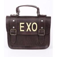 Túi xách đeo chéo nữ Exo