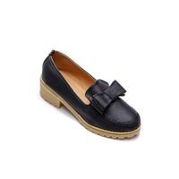 Giày Oxford nơ đôi MZOF02.1