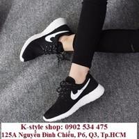 Giày thể thao Hàn Quốc kiểu dáng Nike xu hướng mới nhất